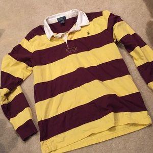 Ralph Lauren polo rugby shirt boys 18-20